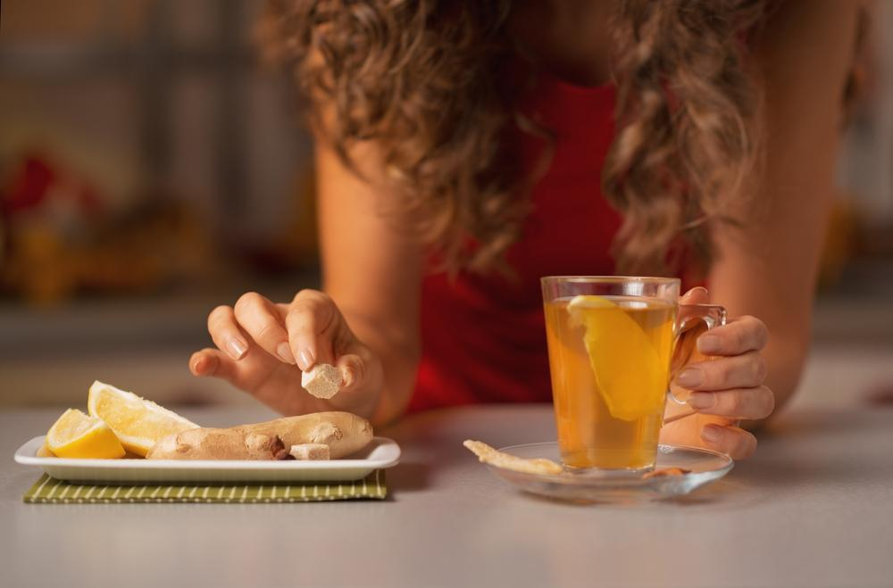 Как похудеть если кушать имбирь