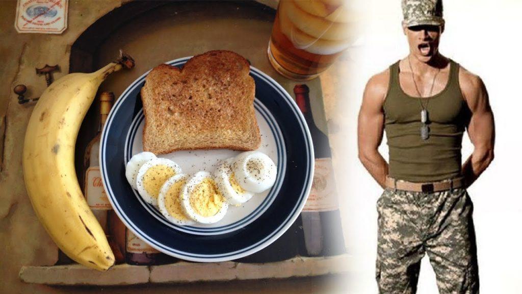 Военная диета: диетолог рассказывает, что это такое, как она работает и ее недостатки