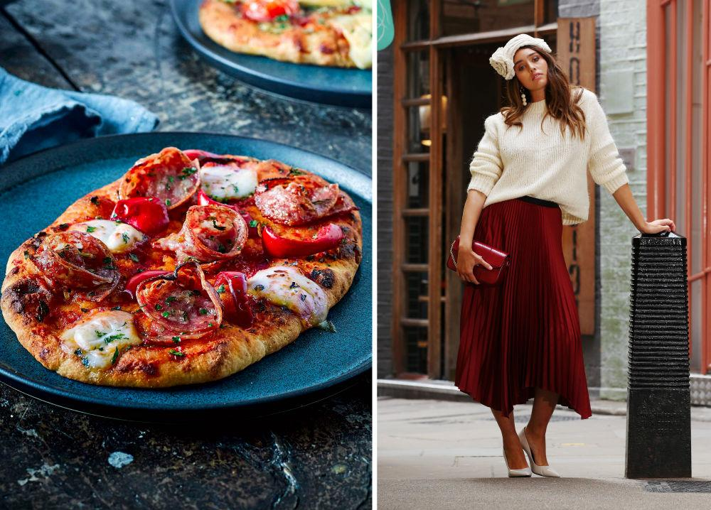 Caffè Nero: самая грандиозная трансформация осенней одежды: вдохновленная едой коллекция