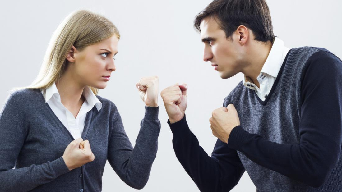 Конфликт ссора картинка