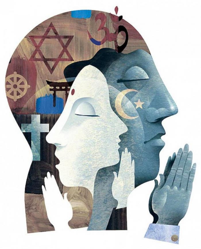 religion vs psychology The role of religion and spirituality in counseling a senior project submitted in partial fulfillment of the requirements for the bachelor of science degree in psychology.