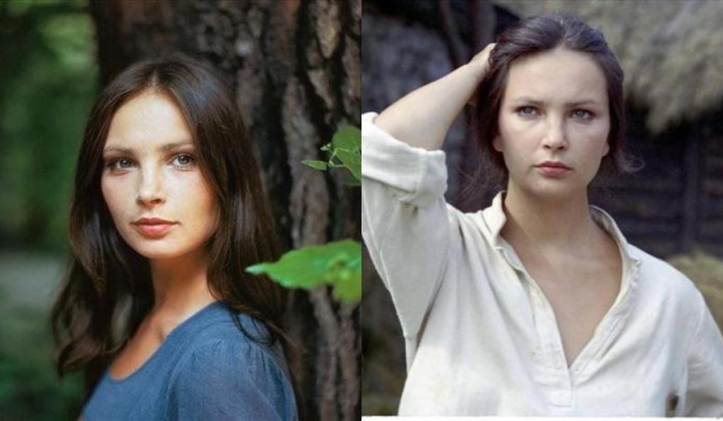 Актриса анна дымна фото в молодости