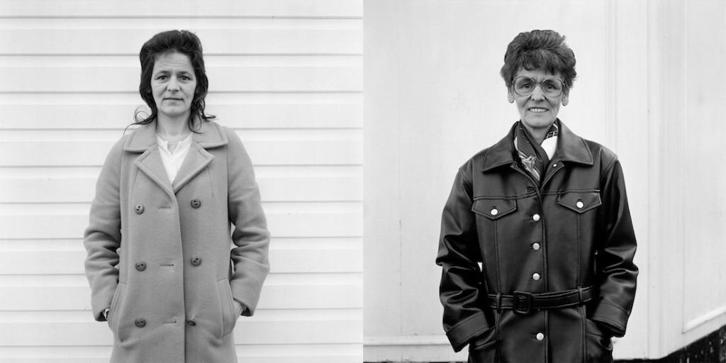 Фотограф делал снимки незнакомцев с интервалом 25 лет: проект не только о том, как меняются люди с возрастом