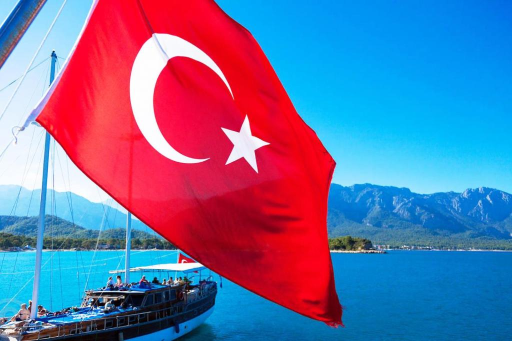 Побывав в Турции, я была немало удивлена местными обычаями: 6 экзотических традиций, которые мне очень запомнились