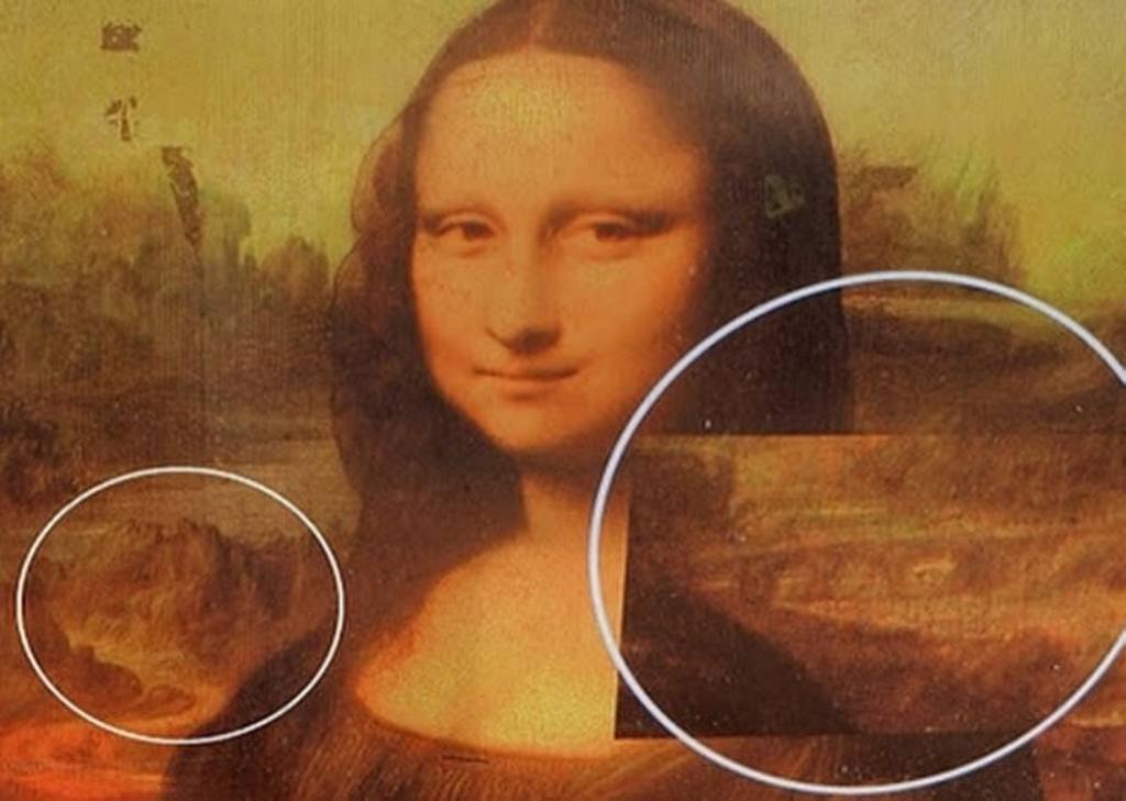 лишь указал мона лиза разгадка картины фото шляпы каталога уникальных