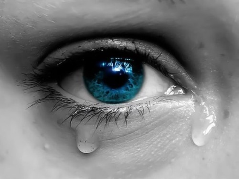 Картинка слезы капают