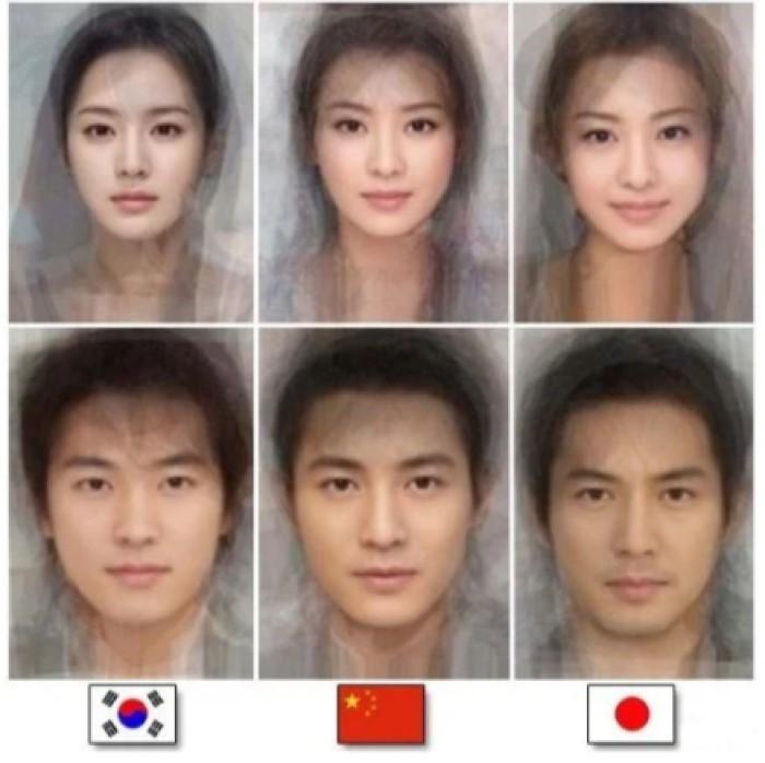фото китайца и японца сравнить привезли подаренные