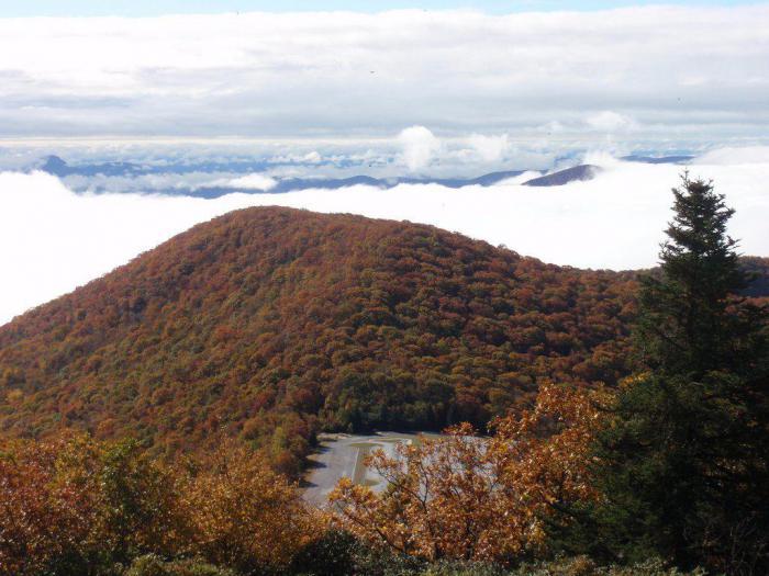 Гора в Джорджии