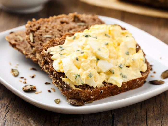 блюда из яиц в разных странах