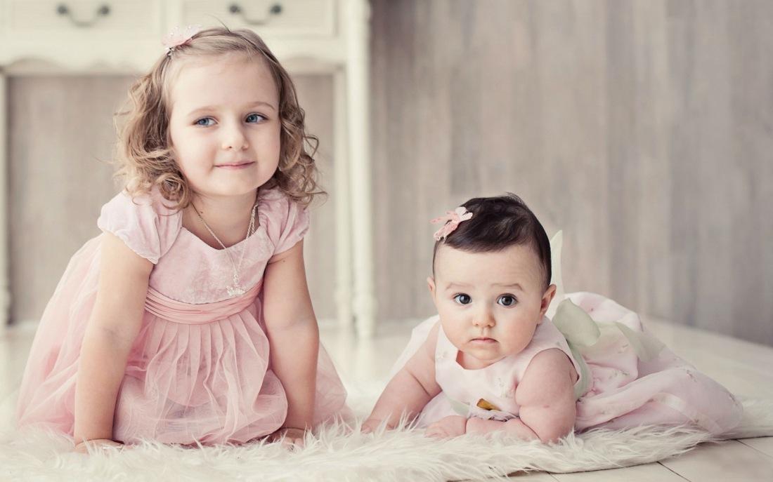 Сестричка красивая картинка