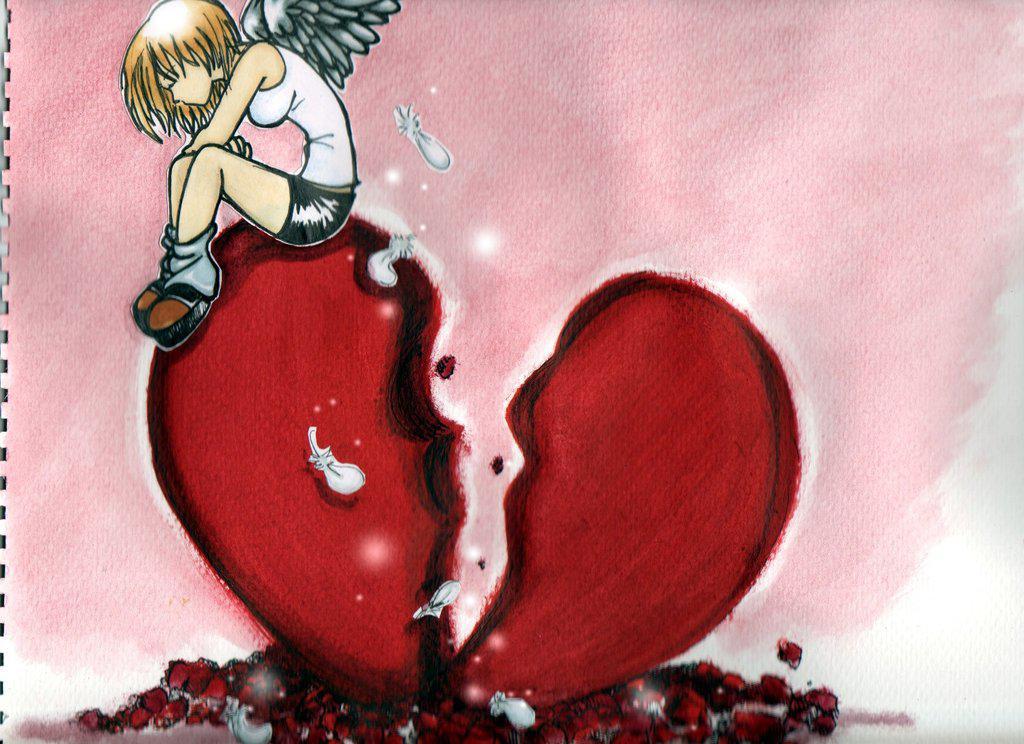 Картинки разбитая любовь
