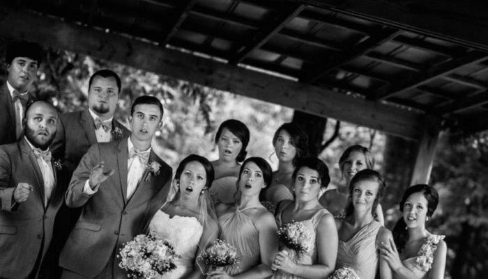 Устали от скучных свадебных фото? Используйте эти 10 идей