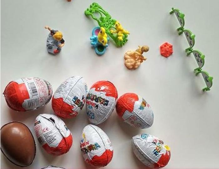 Единственная страна, где нет шоколадных яиц: почему Kinder Surprise запрещен в Соединенных Штатах
