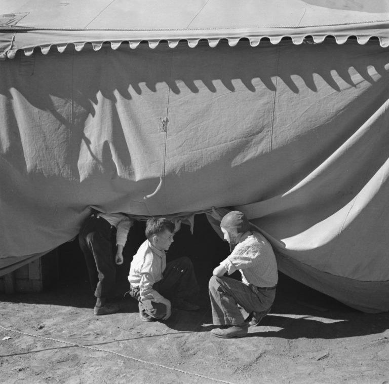 10 винтажных фото, показывающих, каким был цирк в начале прошлого века