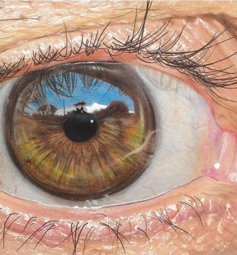 На первый взгляд это кажется обычным глазом. На самом деле все гораздо круче
