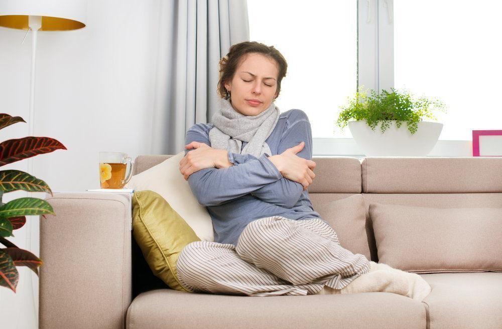 Почему постоянно холодно телу причины