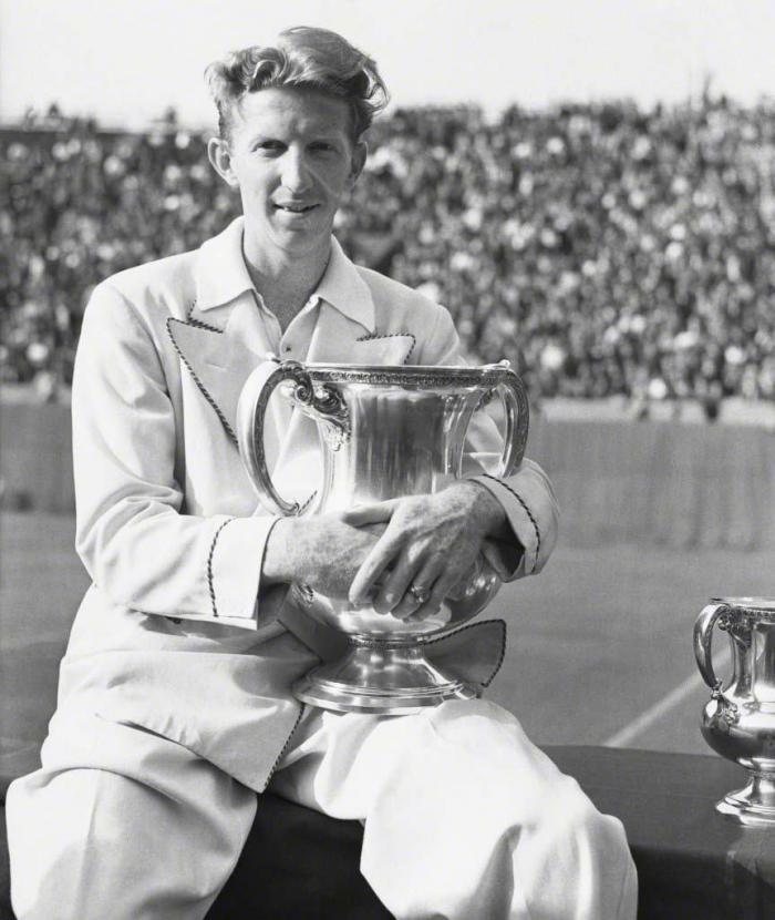 Только 5 теннисистов в мире захватили Большой шлем в одиночном…