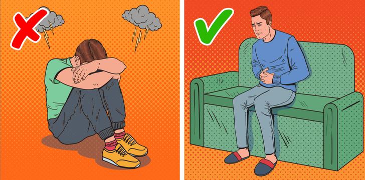 10 опасных мифов о депрессии, которые мешают отличить эту болезнь от меланхолии