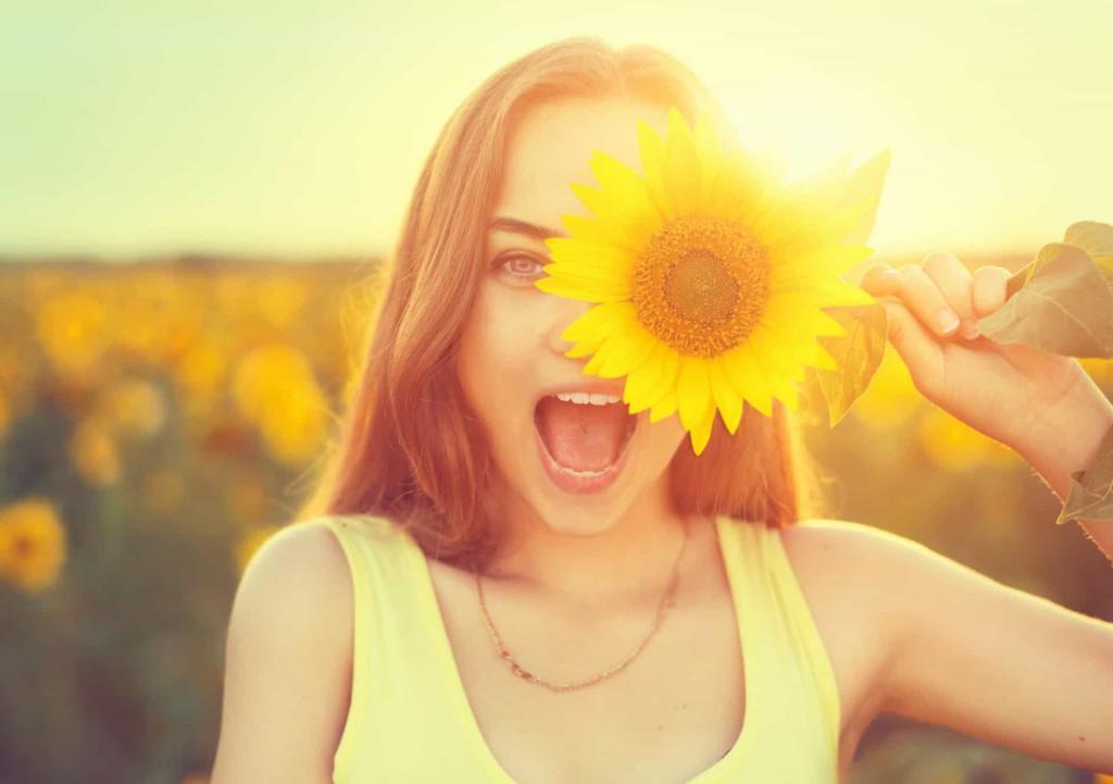 улыбка счастье радость картинки