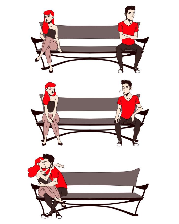 Если мы наслаждаемся отсутствием партнера - пора расстаться. Психологи рассказали, как отличить кризис в отношениях от разрыва