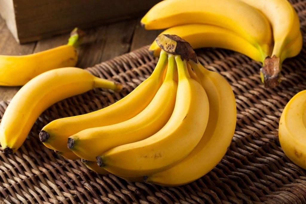 Картинка на которой есть бананы