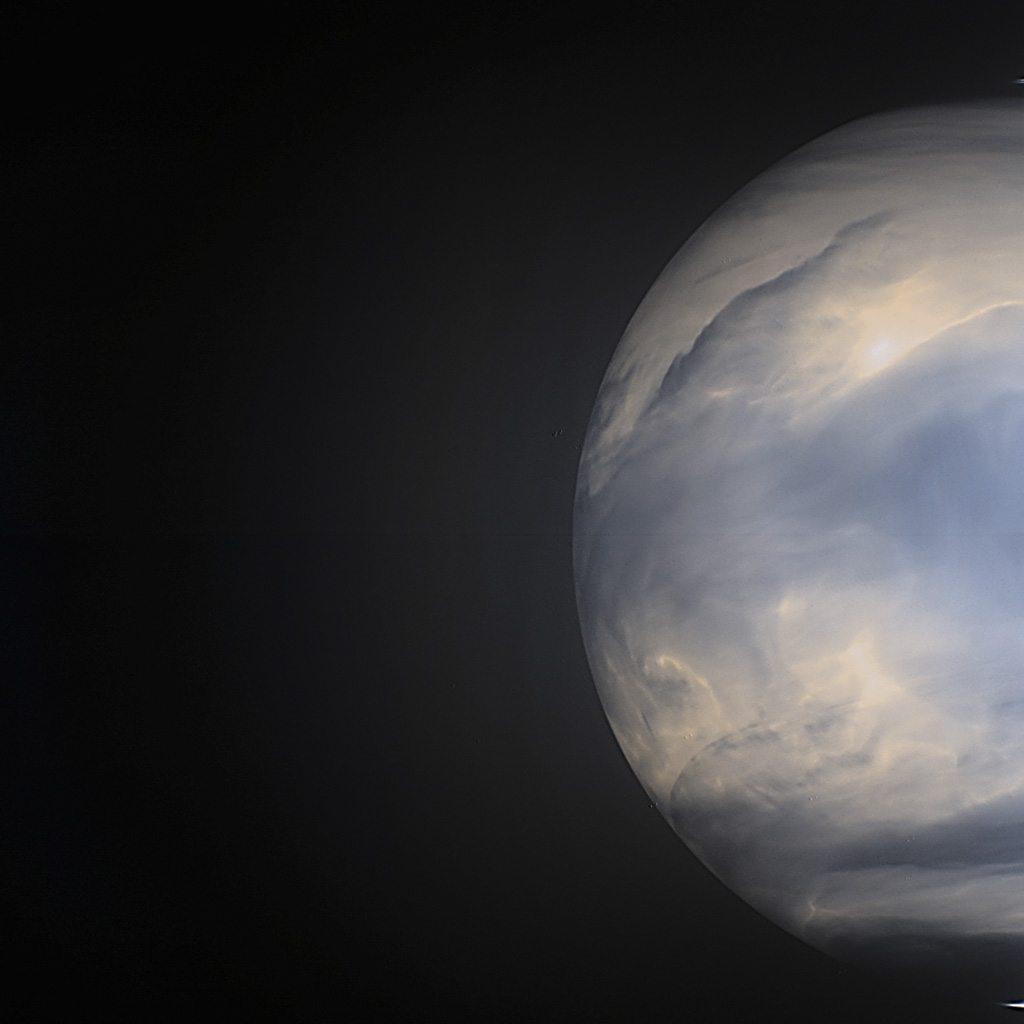 Новый космический корабль, похожий на ската, поможет изучать Венеру