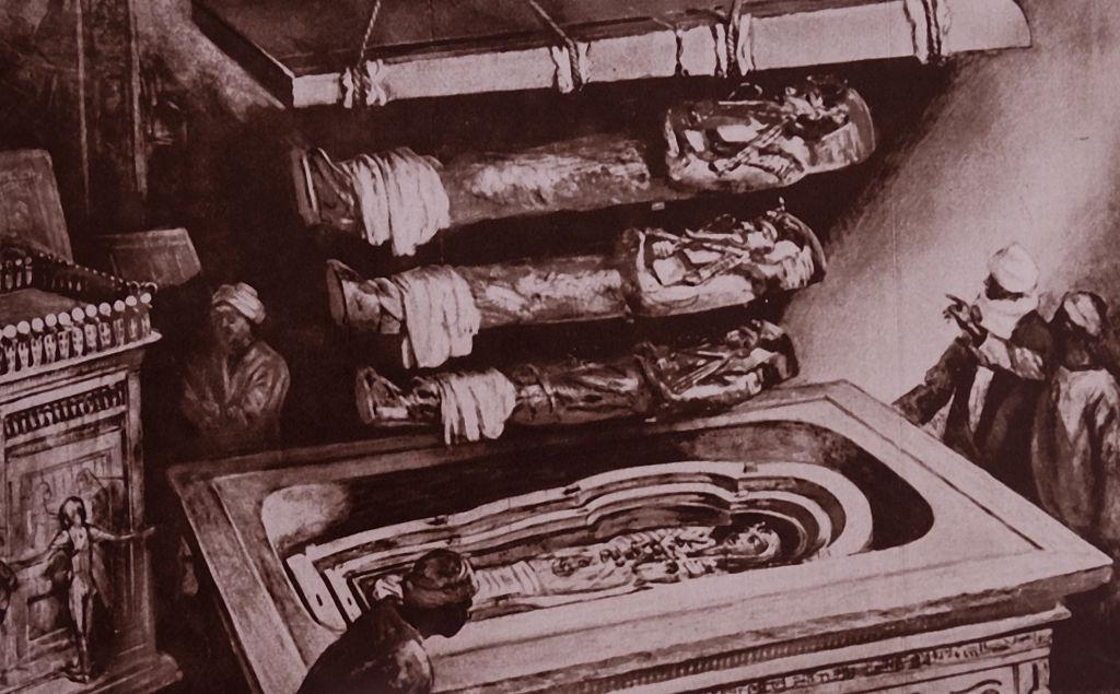 Он изменил имя и выбрал для себя другого Бога: малоизвестные факты о Тутанхамоне
