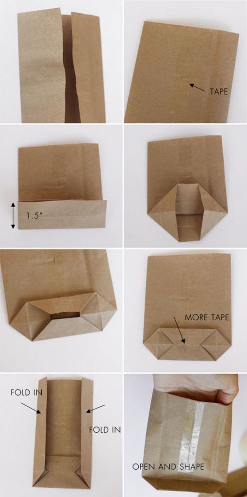 Вчерашняя газета, кусочки ткани: изящная и эффектная альтернатива подарочной бумаге