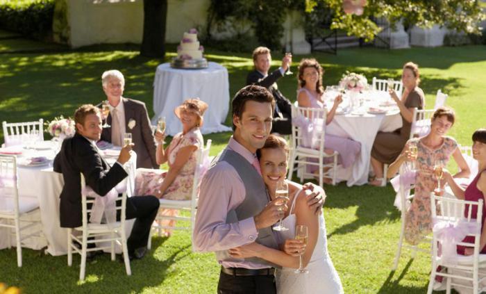 свадьба тост слова