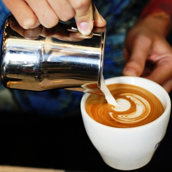 картинки пить кофе с молоком может превратиться аквариум