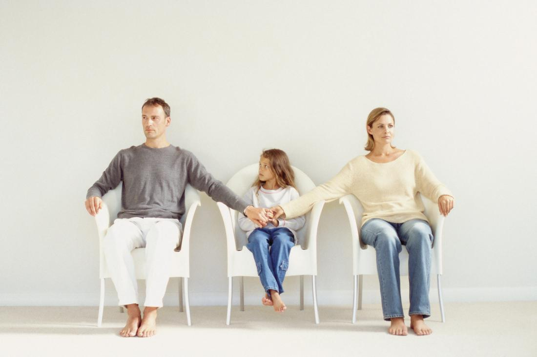 Как развод влияет на девочку чьи