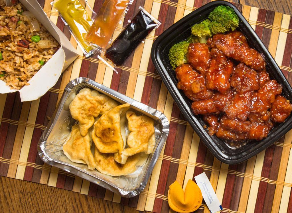 Αποτέλεσμα εικόνας για best thing to order from chinese restaurant