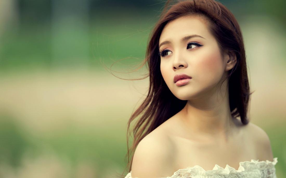 азиаток фотопортрет красивых