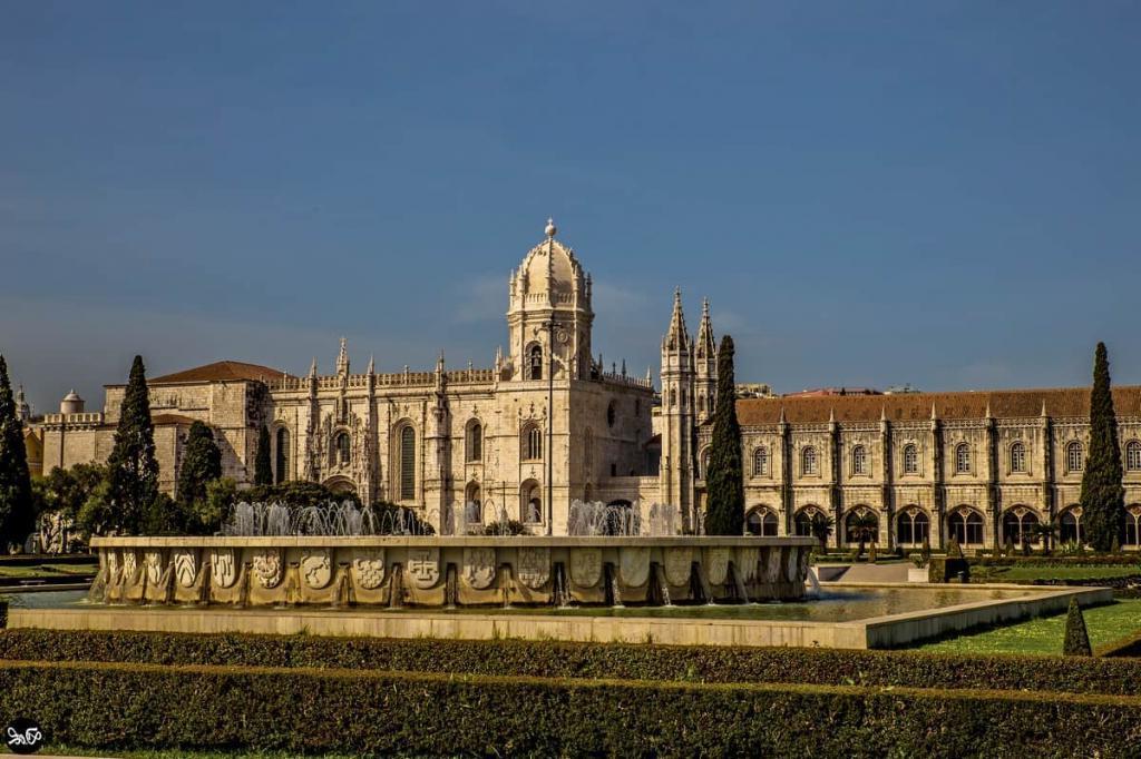 Португалия жеронимуш внешнее описание фото
