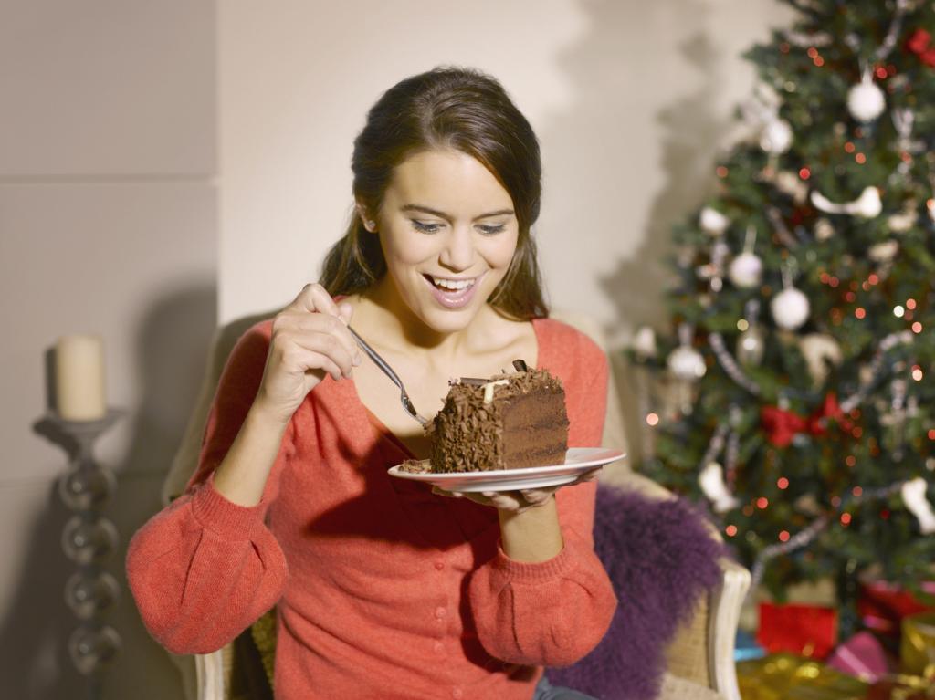 Похудеть Перед Новым Годом.
