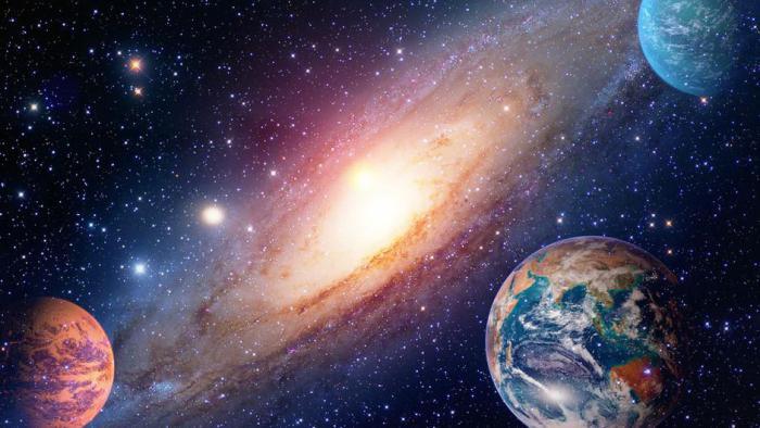 Старейшая планета