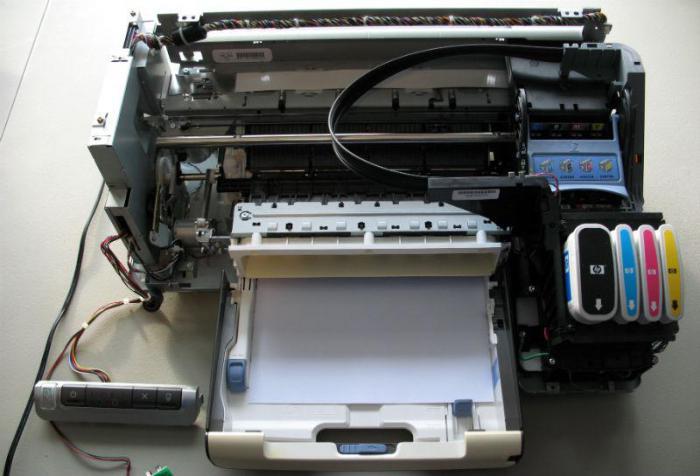 Чёрные чернила для принтера: 2,7 тысячи долларов за галлон