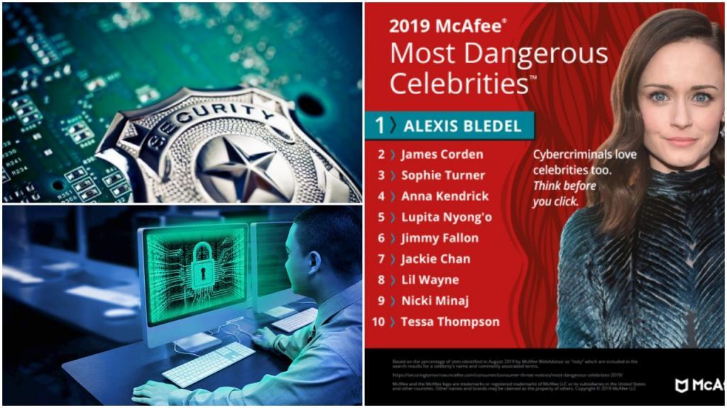 Тому, кто будет гуглить актрису Алексис Бледел, следует знать: этот поисковый запрос может заразить компьютер вирусами