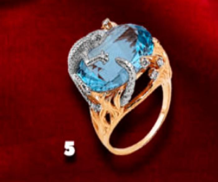 Простой тест: выбранное кольцо может рассказать о вашей личности