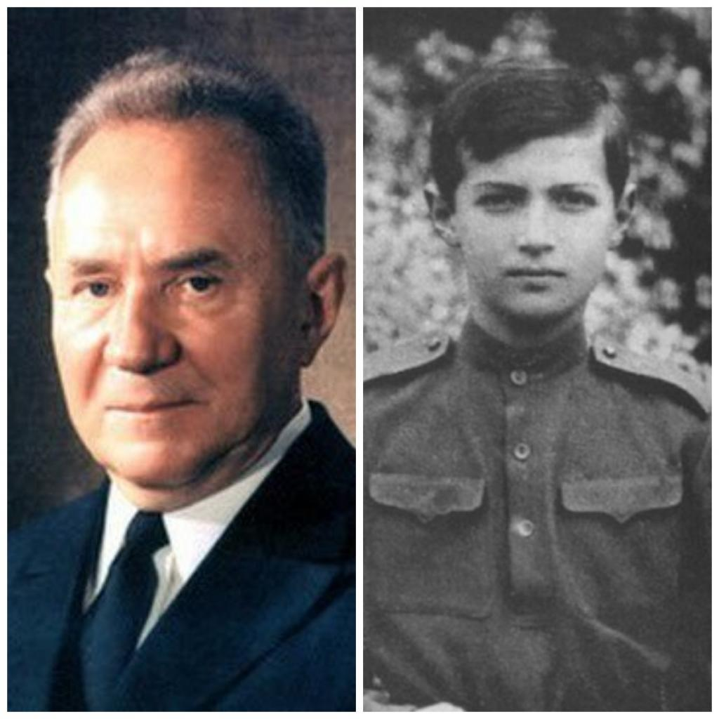 Черненко, Горбачев, Микоян, Косыгин: как выглядели в детстве видные советские политические деятели