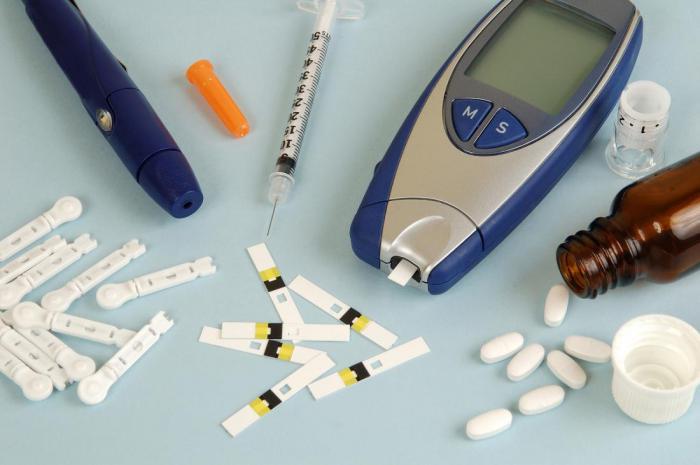 Сахарный диабет и методы реабилитации