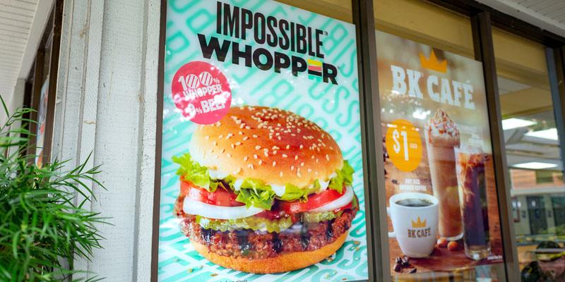 Burger King расширяет линейку продуктов без мяса, и людям это нравится