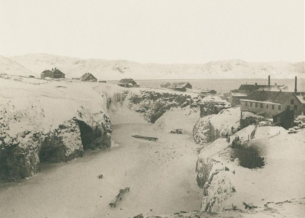 Место, где рождалась авиация: как заброшенный шахтерский городок в Гренландии помог выиграть Вторую мировую войну