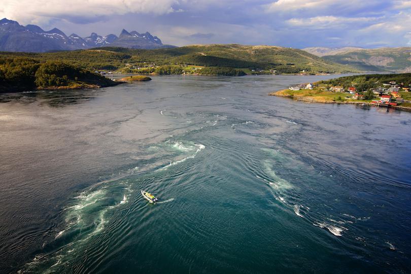 10 самых удивительных направлений в Северной Норвегии