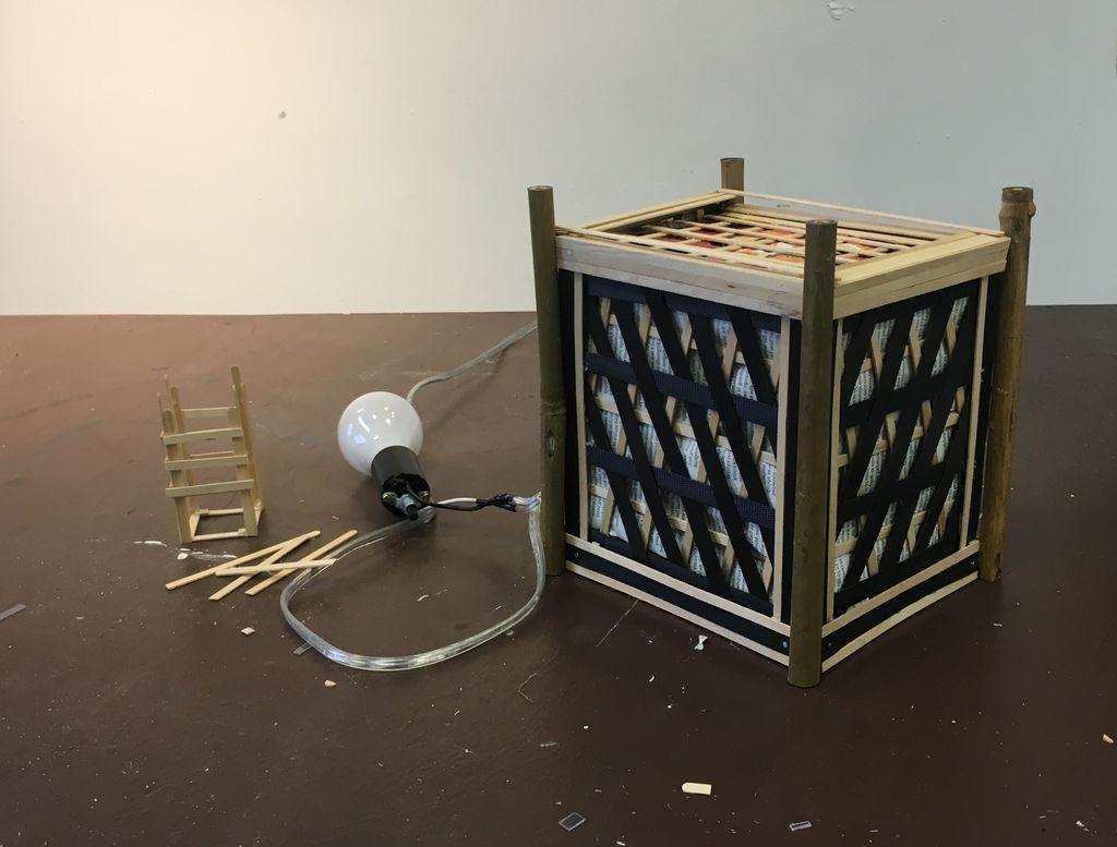 Необычная лампа, которая стоит копейки: пошаговая инструкция для тех, кто любит мастерить