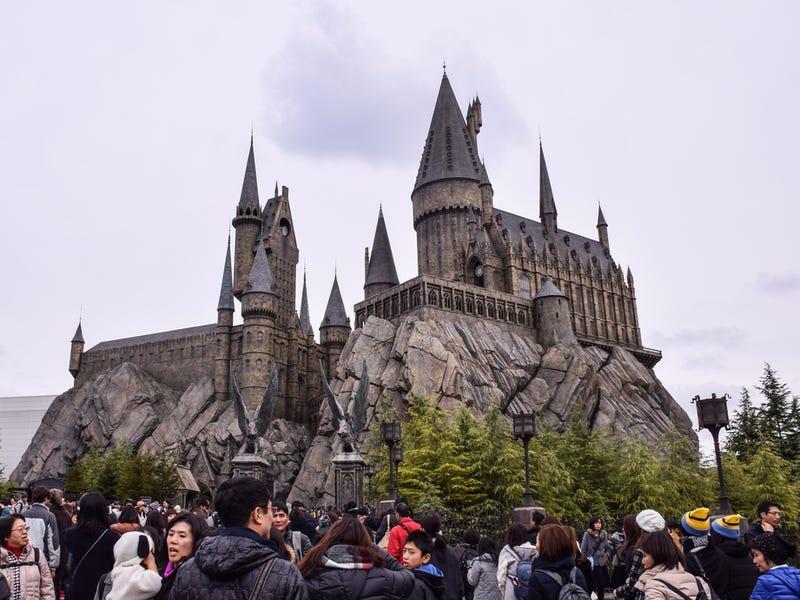 Фанаты «Гарри Поттера» и «Фантастических тварей» теперь смогут посетить фирменный магазин волшебных товаров в Нью Йорке