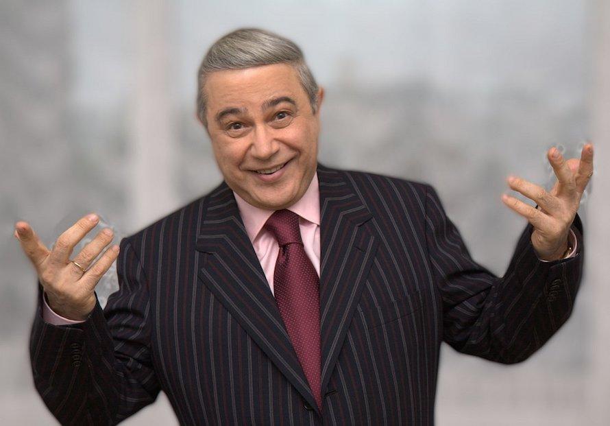 74-летний Евгений Петросян рассказал, как поддерживает форму ради 30-летней жены