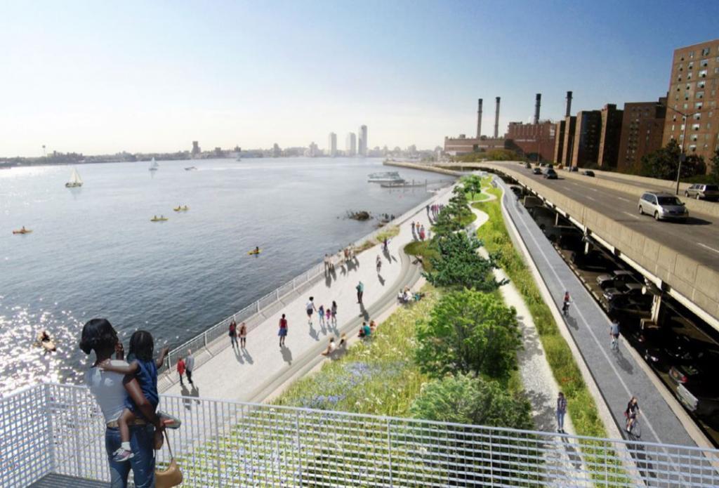 """""""Травянистые бордюры против стихии"""": как архитекторы спасают города от наводнений"""
