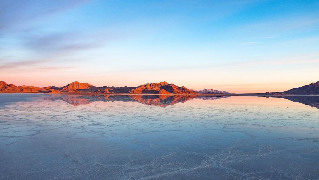 Зимнее путешествие по Штатам: Портидж на Аляске и еще 6 озер, которые особенно прекрасны зимой