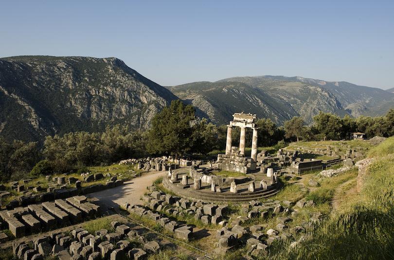 10 лучших мест для посещения в Греции: почему греческие острова прославились на весь мир